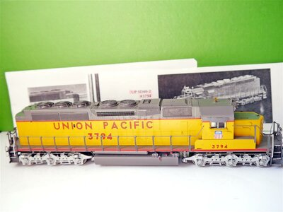 Overland UP SD40-2 H0 Diesellok OMI Union Pacific 3794